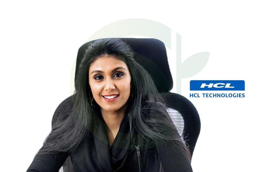 Roshni Nadar-Malhotra as President of HCL - The Content Park