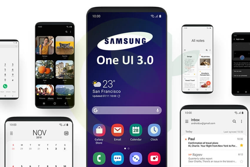 Samsung to release new Android interface One UI 3.0 - The Content Park