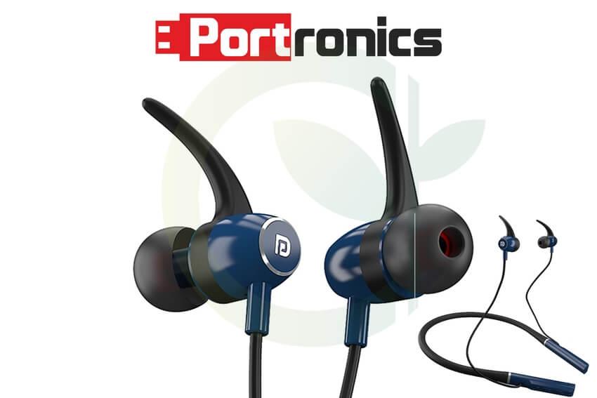 Portronics introduced Harmonics 300 Neckband - The Content Park
